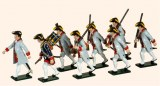 French Infantry Guyenne Regiment