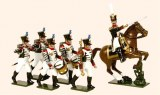 French Line Infantry Marching