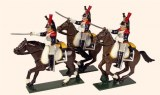 French Cuirassiers