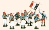 French Tirailleur Algerian Turcos 1914