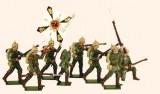 German Infantry 1914