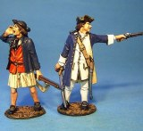 JJCLUB-SET10 Lieutenant Spendelowe, and Midshipman Haynes