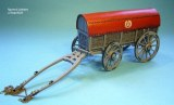 JJD BAL-06 BRITISH ARMY SUPPLY WAGON