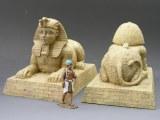 AE018(L)Pair of Sphinx RETIRE