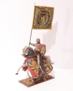 AE 6312.4 Sir Bernard Brocas w/Flag