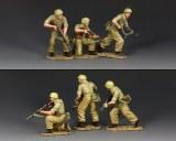 "AK119 ""Attack!"" (3x figure Set)"