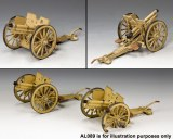 AL088 Turkish 70mm Field Gun