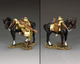 AL106 ALH Trooper Mounting Up (Black Horse Version)