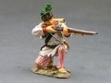 AR058 Kneeling Militiaman Firing RETIRE