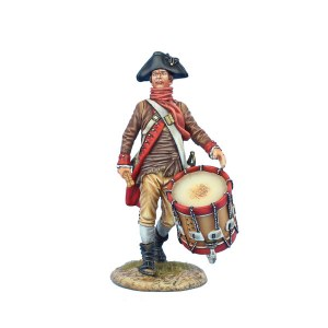 FL AWI119 US 12th Continental Regt Drummer