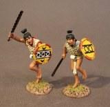 JJD AZ-36 Aztec Warriors