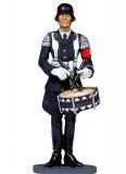 BH-0407 LAH Drummer RETIRE