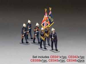 CE-S01 Complete Commando Colour Party