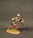 JJD CQ-010 Spanish Sword and Buckler Man
