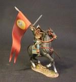 JJD CQH-002 Spanish Cavalryman with Cavalry Standard PRE ORDER