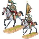 CRU100 Mounted Mamluk Standard Bearer