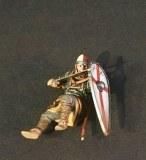 JJD CRU-027 Crusader Wounded Swordsman PRE ORDER