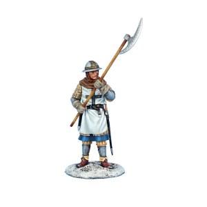 CRU111 Teutonic Sergeant with Halberd