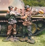 CS00618 Germans Resting RETIRE
