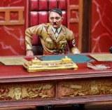 CS00924 Hitler seated RETIRE