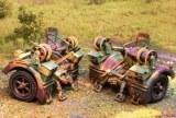 CS00519 Normandy 88 Carriages RETIRE