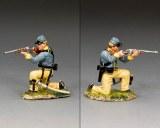 KC CW116 Kneeling Trooper Firing Carbine PRE COMMANDE