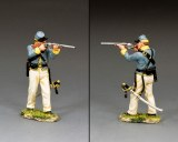 KCCW117 Standing Trooper Firing Carbine PRE COMMANDE
