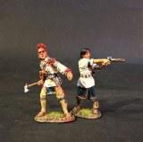 JJD DAM-020 The Oneida. Han Yery Tehawengaragwen, and Sara Tyonajaneger