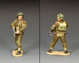 DD338(B) The Shouting Sergeant (w/ Sand base)