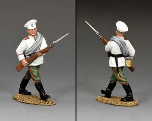 FW234 Marching w/Rifle & Bayonet