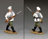 FW234 Marching w/Rifle & Bayonet