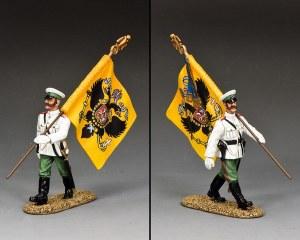 FW239 Senior Subaltern w/The Tsar's Personal Standard