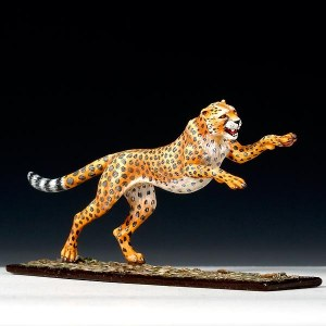 AE 6187 Cheetah, Running
