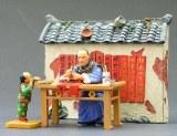 HK129 Chinese Festival Sign Writer Set RETIRE