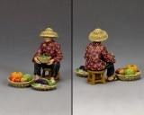 HK282(M) The Hakka Vegetable Seller (Matt)