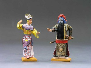 IC005 Peking Opera Set RETIRE