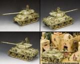 IDF002 M51 'Super Sherman' Israeli Tank RETIRE
