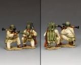 IDF023 Egyptian/Syrian RPG7 Team
