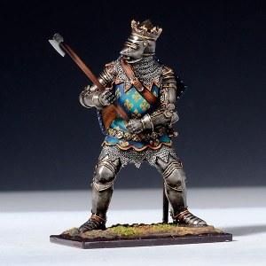AE 6372 French King Jean II