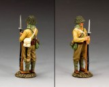 JN073 I.J.A. Soldier Standing at Ease PRE COMMANDE
