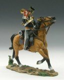 King & Country - CRW05 - Mounted 17th Lancer Bugler RETIRE