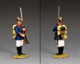 FW248 Prussian Line Infantry Present Arms PRE-COMMANDE LIVRAISON FIN AVRIL