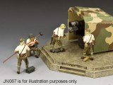 JN068 Japanese Coastal Gun Crew Set