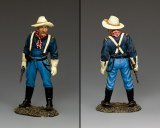 KX031 Standing Officer w/Pistol