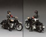 LAH257 Leibstandarte Motorcyclist