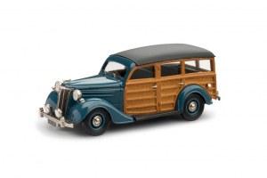 BM LDM116a 1952 Ford Pilot Station Wagon (Winchester Blue)