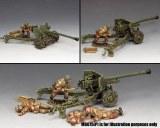 MG074(P) L/Sgt. John Baskeyfield V.C. and his 6 pdr. Anti Tank Gun