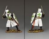 MK196 Fighting Knight of St. Lazarus