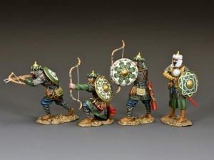 MK202 The Fighting Saracens Set #2