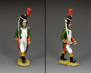 NA457 Marching Officer w/Sabre